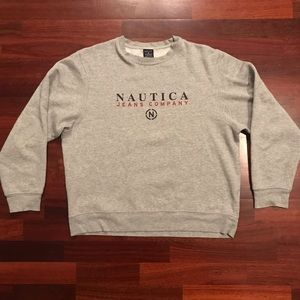 Nautica jeans company sweatshirt